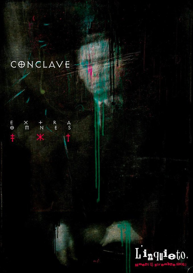 cover conclave